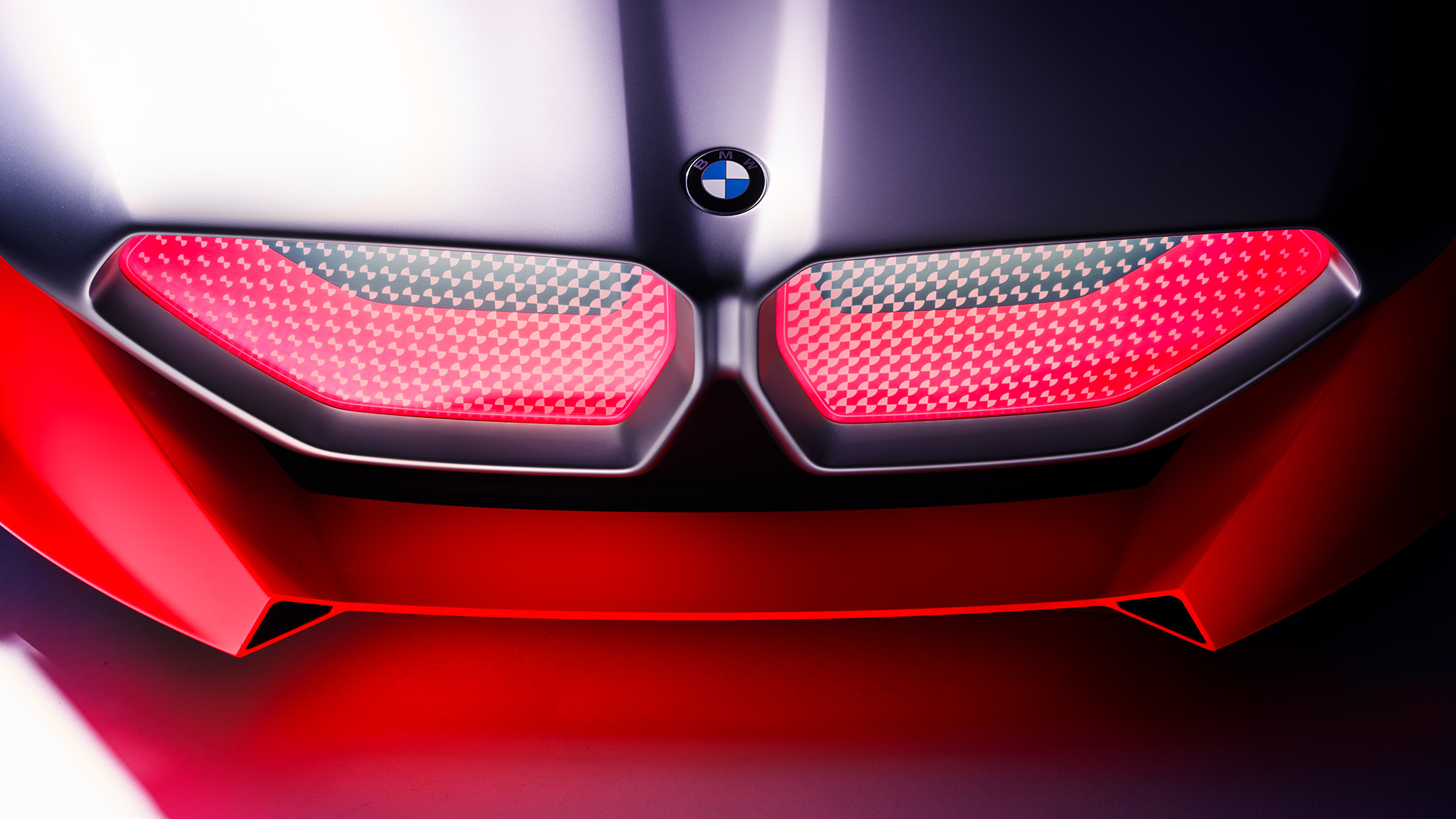 BMW Vision M NEXT, close-up, Exterior, BMW parilla
